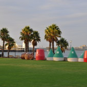 The Geelong Harbor