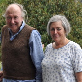 Ian and June Marks, Gembrook Wines