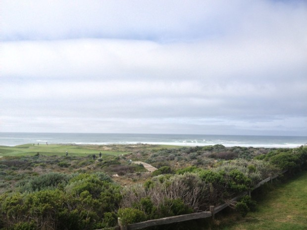 View from Spanish Bay