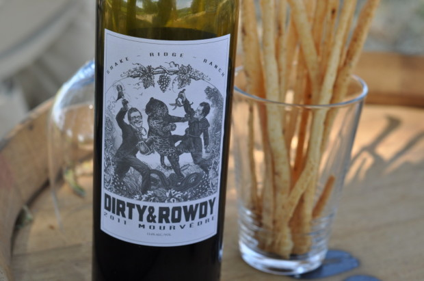 Dirty & Rowdy 2011 Shake Ridge Mourvedre