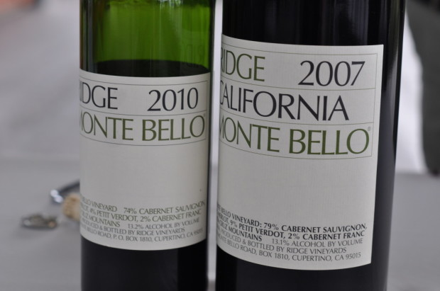 Tasting Ridge Monte Bello