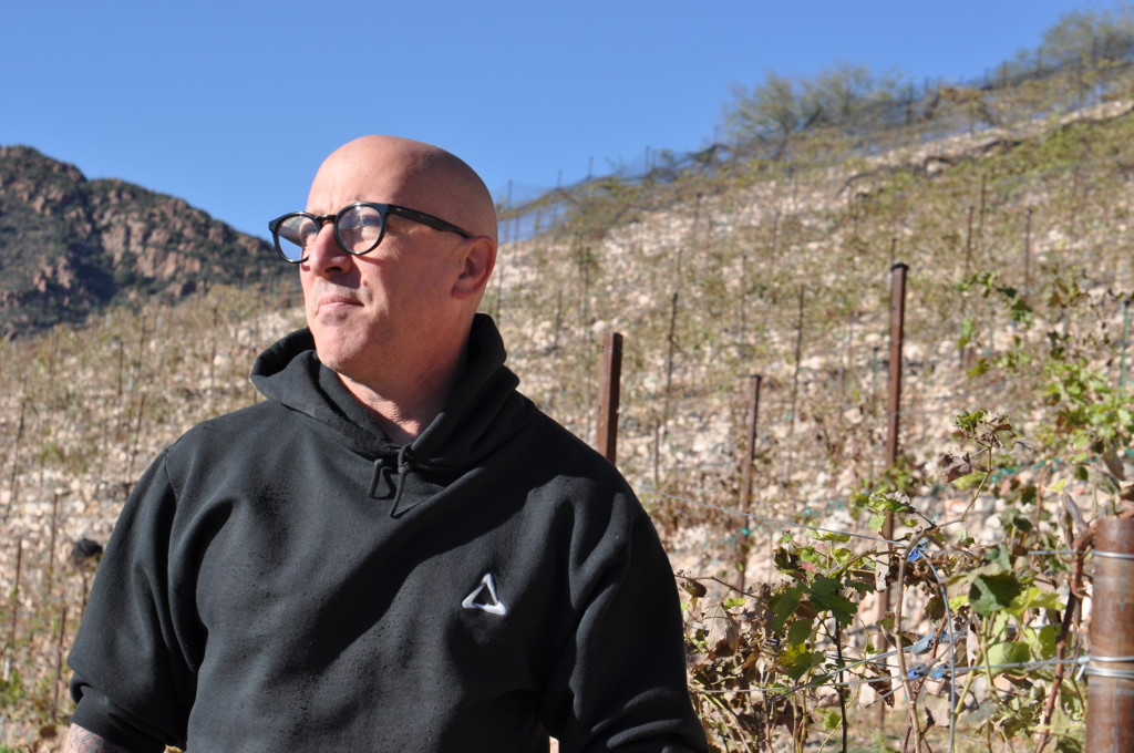 Growing arizona wine a day with maynard james keenan for Keenan house