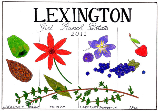 Lexington 2011 Wines