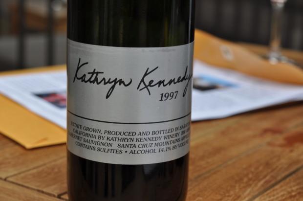 Kathryn Kennedy 1997 Cabernet