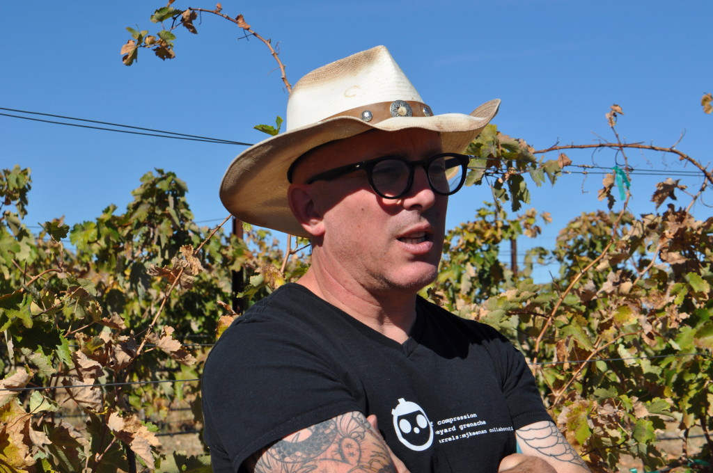 Growing Arizona Wine: A Day with Maynard James Keenan – Hawk
