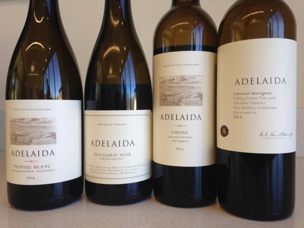 Adelaida Current Release Wines